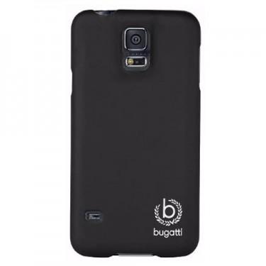 Capac protector Bugatti cliponcover pt Samsung G800 Galaxy S5 Mini black