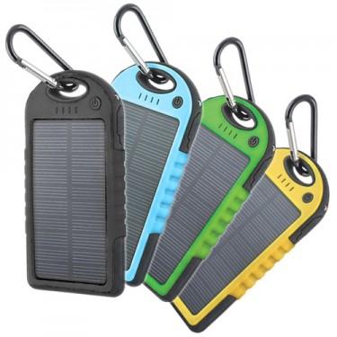 Acumulator extern solar Forever PB016 5000 mAh