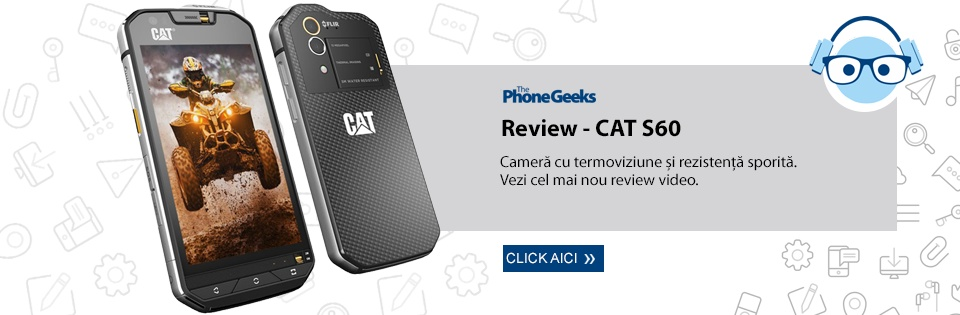 Cat S60 Review