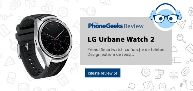 Review LG Urbane 2