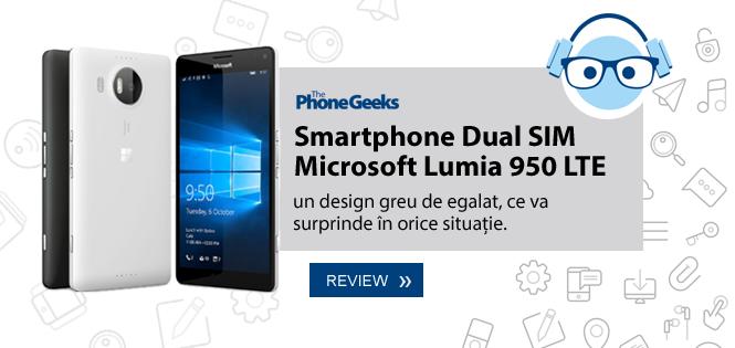 Review Microsoft Lumia 950