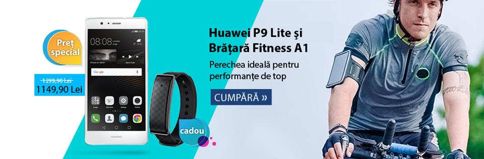 Huawei P9 Lite + A1