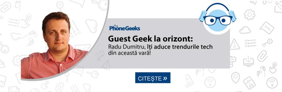 Radu Dumitru Geek