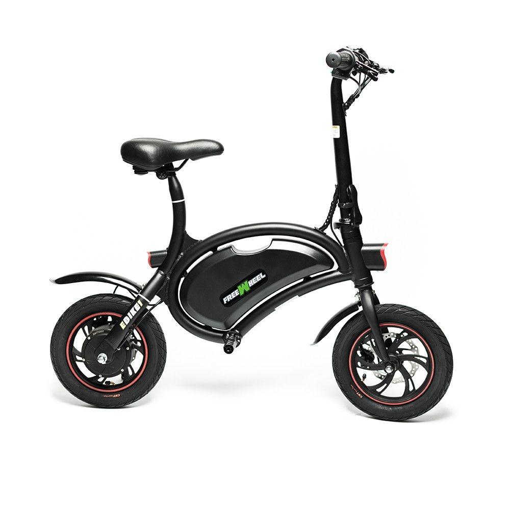 Bicicleta electrica FreeWheel EBike 1 black