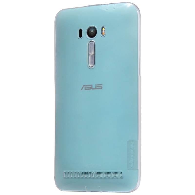 Capac protector Nillkin Nature silicon transparent pt Asus Zenfone Selfie ZD551KL