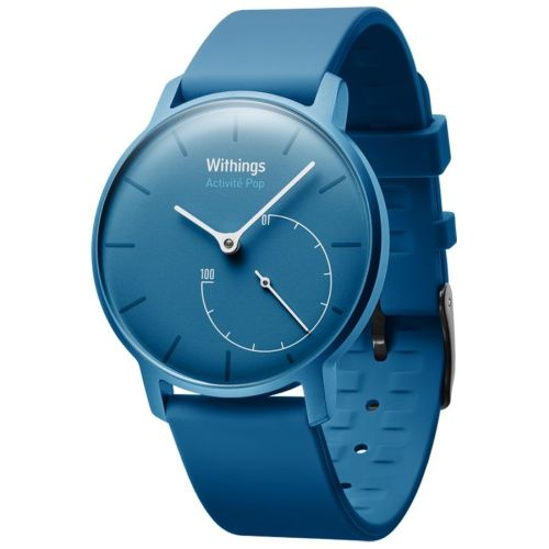 Ceas Withings Activite Pop Smartwatch blue