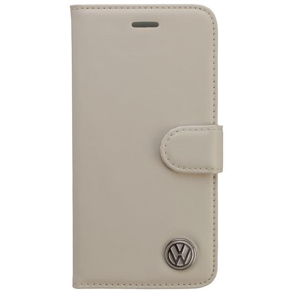 Husa VW book k623 pt iPhone 6 plus white