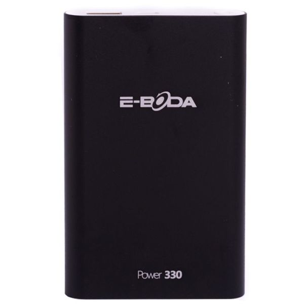 Baterie externa E-boda Power 330 black 8000 mAh