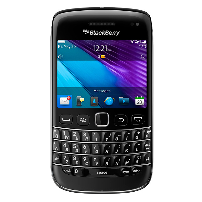 Smartphone BlackBerry Bold 9790 8GB black