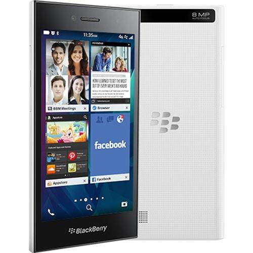 Smartphone BlackBerry Leap LTE 16GB white
