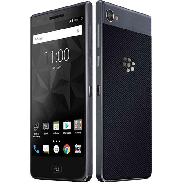 "BlackBerry Motion 5.5"""" 4G Octa Core 4GB RAM 32GB dark grey"