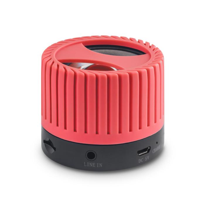 Imagine indisponibila pentru Boxa portabila Setty Bluetooth red