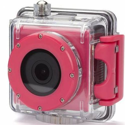 Action camera Kitvision kvsplashpi waterproof pink