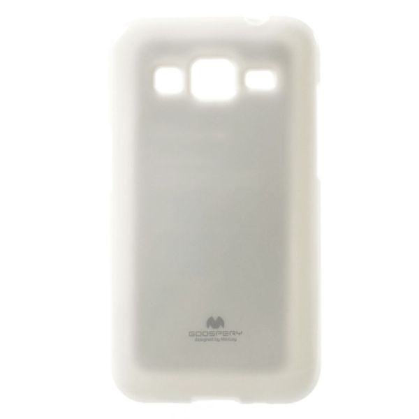 Capac protector Goospery pt Samsung G360 Galaxy Core Prime white