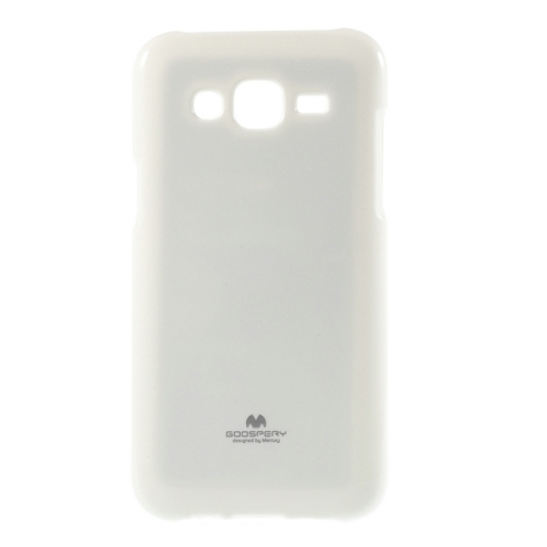 Capac protector Goospery pt Samsung Galaxy J5 white