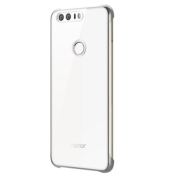 Capac protector silver Huawei pt Honor 8