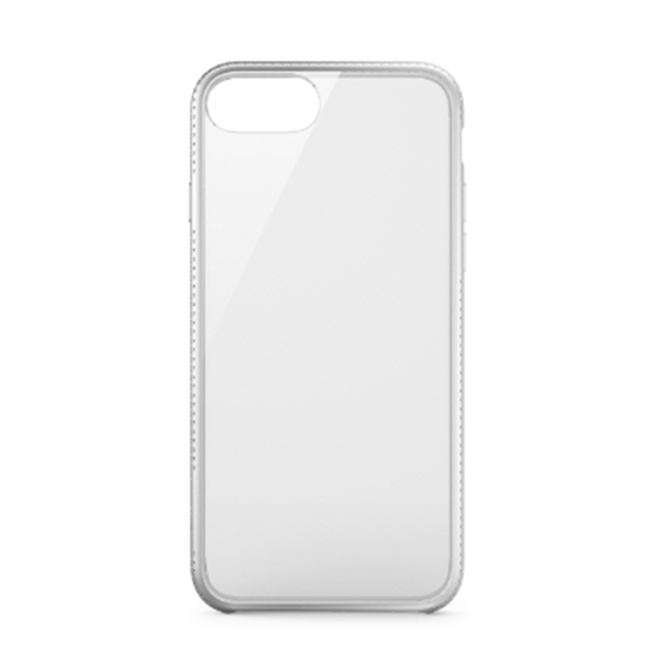 Capac protector Belkin F8W808BTC01 air protect silver pt iPhone7