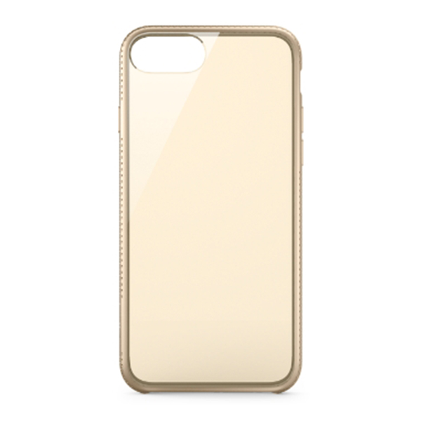 Capac protector Belkin F8W808BTC02 air protect gold pt iPhone7