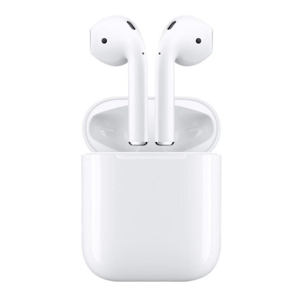 Casti Bluetooth Apple Airpods stereo White