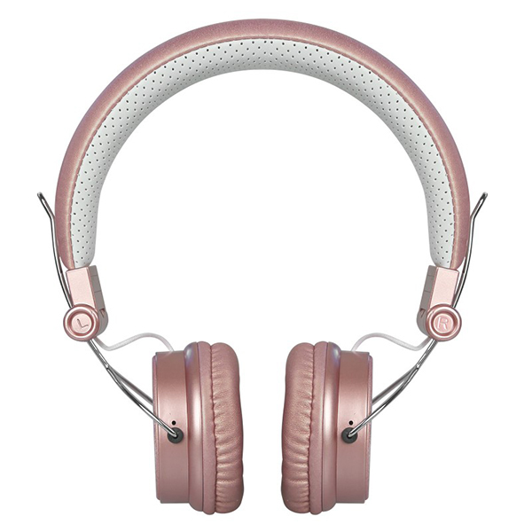 Casti Bluetooth SBS stereo pink