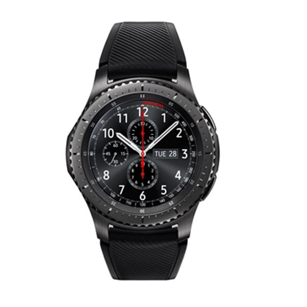 Ceas Samsung Gear S3 Frontier Smartwatch Black