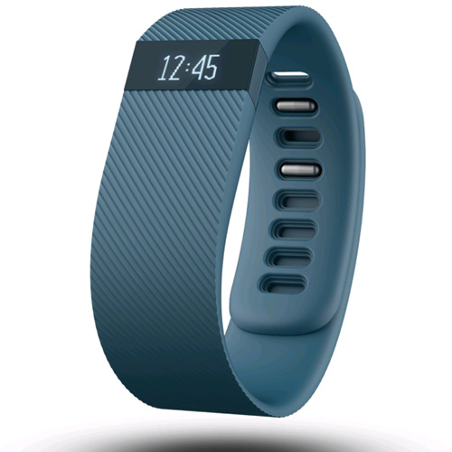 Bratara Fitbit Charge activity / sleep tracker marime S grey