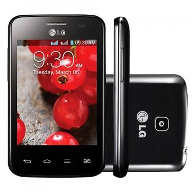 Smartphone Dual SIM LG Optimus L3 II E435