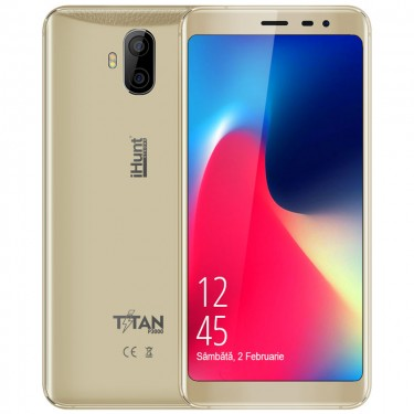 Smartphone iHunt P3000 Dual SIM 3G 5.5inch Gold