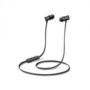 Casti Bluetooth Forever sport BSH-200, black