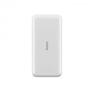 Baterie Externa Xiaomi MI Power Bank 20000 mAh, Fast Charge (18W), Dual USB + microUSB/USB Type C, white