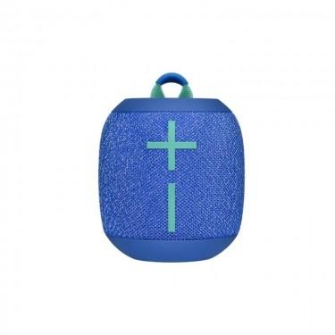 Boxa portabila Bluetooth Logitech Ultimate Ears WONDERBOOM 2, blue