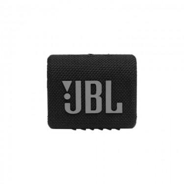 Boxa portabila JBL GO3, IPX67, black
