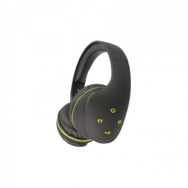Casti Bluetooth Rebeltec Viral, black