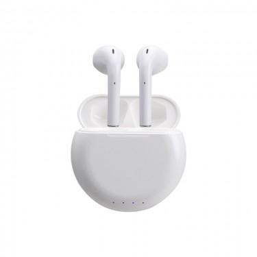 Casti Bluetooth True Wireless BigBen Active Buds, white