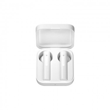 Casti Bluetooth Xiaomi Mi True Wireless Earphones 2 Basic, white