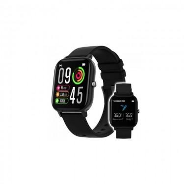 Smartwatch iHunt Watch ME Temp Pro 2021, black