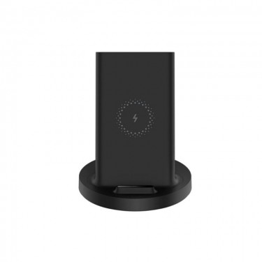 Stand de birou Xiaomi Mi Wireless Charging Stand, Quick Charge 20W, black
