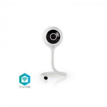 Nedis WiFi Smart IP Camera | Climate sensor | HD 720p