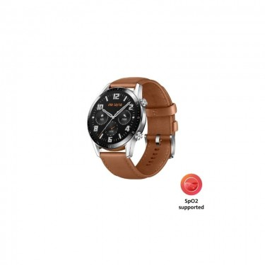 Smartwatch Huawei Watch GT 2 46mm, pebble brown