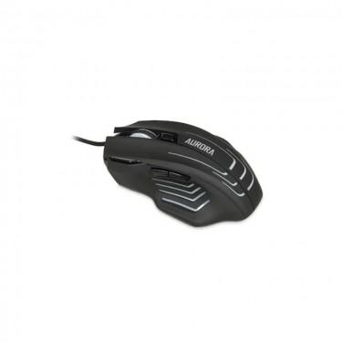 Mouse gaming cu fir Aurora A-2 iBox IMOGS989, RGB, black