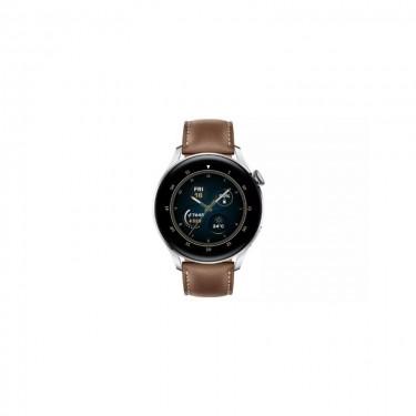 Smartwatch Huawei Watch 3 Classic 46mm, bratara piele