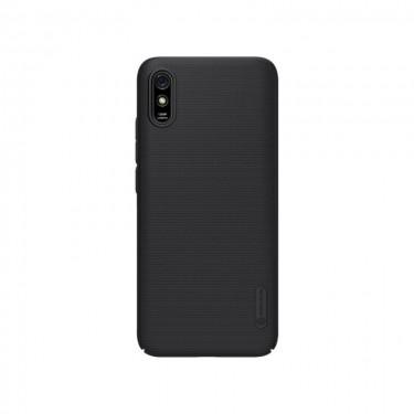 Husa protectie spate Nillkin Super Frosted Shield Matte pt Xiaomi Redmi 9A, black