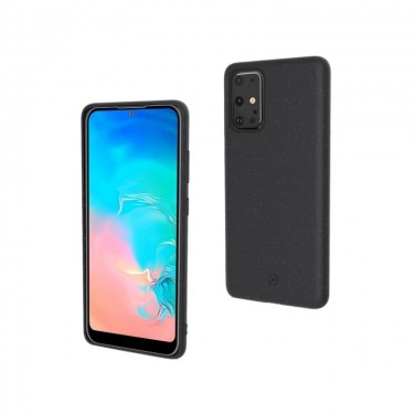 Husa protectie spate Celly Biodegradabila pt Samsung Galaxy S20, black