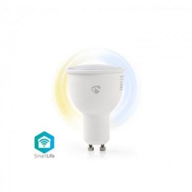 Bec WiFi Smart Nedis LED Bulb | Warm to Cool White | GU10