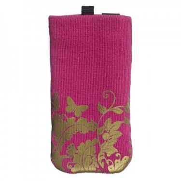 Husa Accessorize Sox Butterfly pink
