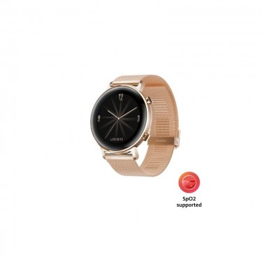 Smartwatch Huawei Watch GT 2 42mm, 55024610, Elegant Edition, refined gold