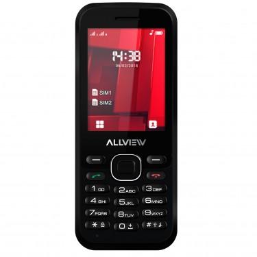 Telefon Allview M8 Stark Dual SIM black
