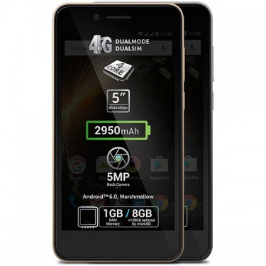 "Smartphone Allview P6 Energy Mini Dual SIM 4G 5"" Quad-Core"