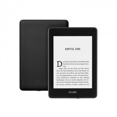 "Amazon eBook Reader Kindle Paperwhite 2018 10th Generation 6"", 300 ppi, Rezistent la apa, 8GB, black"