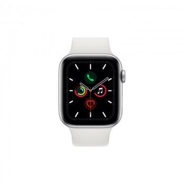 Apple Watch Series 5 40mm, MWV62WB/A, Sport Band, white